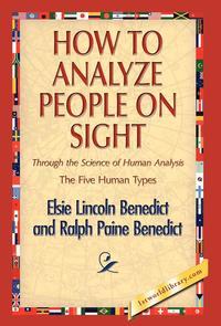 bokomslag How to Analyze People on Sight