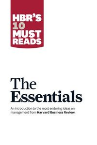 bokomslag HBR's 10 Must Reads: The Essentials