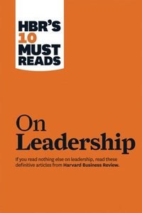 bokomslag HBR's 10 Must Reads on Leadership