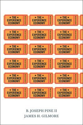 bokomslag The Experience Economy, Updated Edition