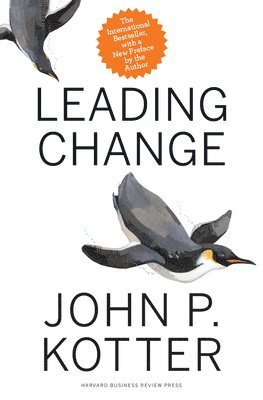 bokomslag Leading change, with a new preface by the author