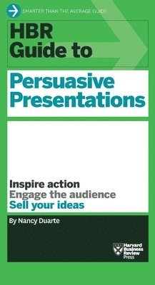 bokomslag HBR Guide to Persuasive Presentations (HBR Guide Series)
