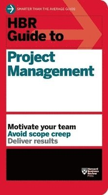 bokomslag Hbr guide to project management (hbr guide series)