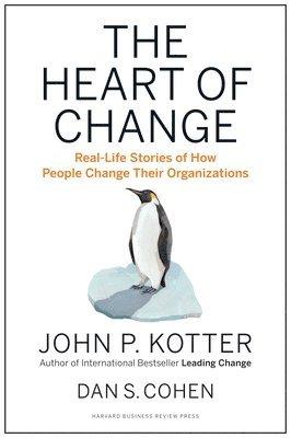 bokomslag The Heart of Change