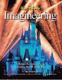 bokomslag Walt Disney Imagineering