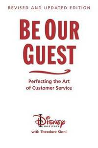 bokomslag Be Our Guest (10th Anniversary Updated Edition)