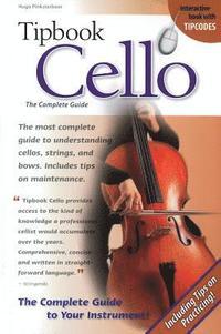 bokomslag Tipbook Cello