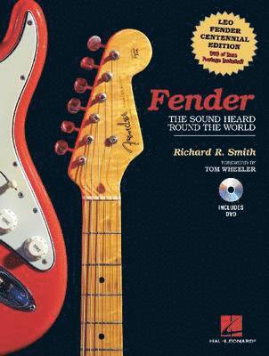 bokomslag Fender: The Sound Heard 'Round the World - With DVD