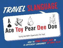 bokomslag Travel Slanguage