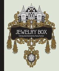 bokomslag The Jewelry Box Coloring Book