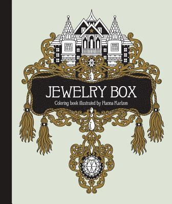 The Jewelry Box Coloring Book 1