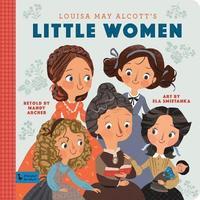 bokomslag Little Women: A BabyLit Storybook