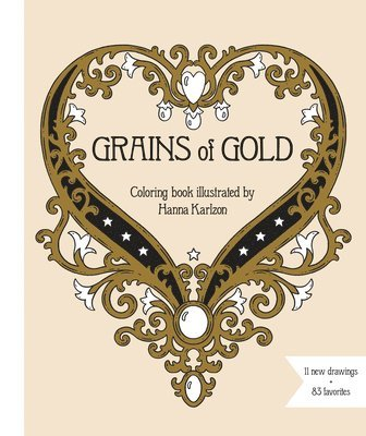 Grains of Gold Coloring Book 1