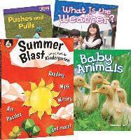bokomslag Learn-At-Home: Summer Stem Bundle Grade K