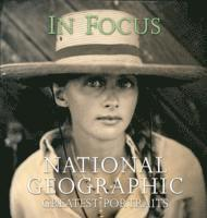 bokomslag In focus - national geographic greatest portraits