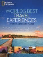 bokomslag World's Best Travel Experiences