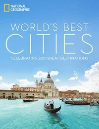 bokomslag Worlds best cities - celebrating 300 great urban destinations