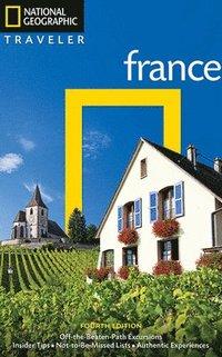 bokomslag National Geographic Traveler: France, 4th Edition