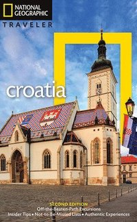 bokomslag National Geographic Traveler: Croatia, 2nd Edition
