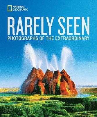 bokomslag National Geographic Rarely Seen