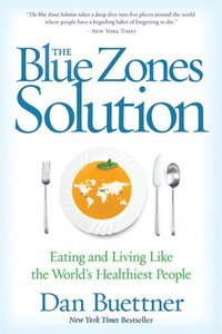 bokomslag Blue Zones Solution