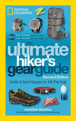 bokomslag Ultimate hikers gear guide, 2nd edition