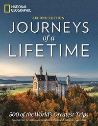 bokomslag Journeys of a Lifetime, Second Edition