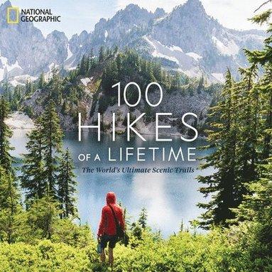 bokomslag 100 Hikes of a Lifetime
