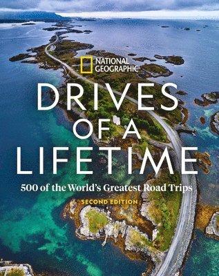 bokomslag Drives of a Lifetime, 2nd Edition