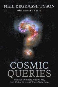 bokomslag Cosmic Queries