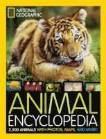bokomslag Animal Encyclopedia