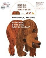 bokomslag Brown Bear Book, Brown Bear, What Do You See?