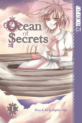 bokomslag Ocean of secrets volume 1 manga
