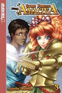 bokomslag Sword Princess Amaltea Volume 3