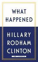 bokomslag What Happened