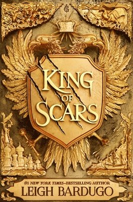 bokomslag King of Scars