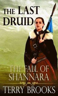 bokomslag The Last Druid