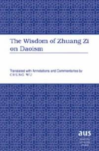 bokomslag Wisdom of Zhuang Zi on Daoism