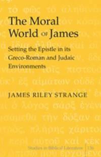 bokomslag The Moral World of James