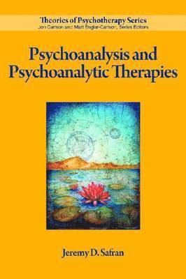 bokomslag Psychoanalysis and Psychoanalytic Therapies