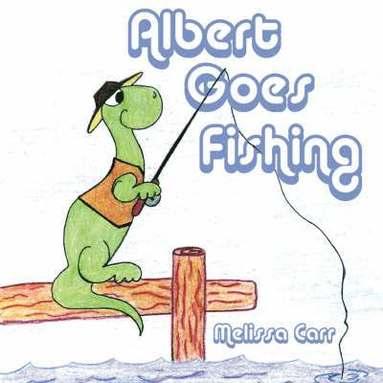 bokomslag Albert Goes Fishing