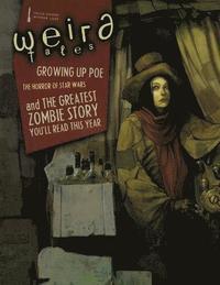 bokomslag Weird Tales 354 (Special Edgar Allan Poe Issue)