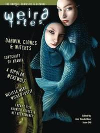 bokomslag Weird Tales 348