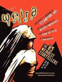 bokomslag Weird Tales 349 - 85th Anniversary Issue