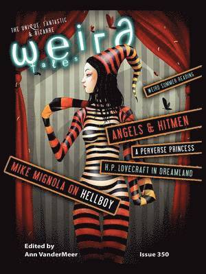 bokomslag Weird Tales 350