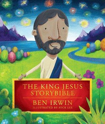 bokomslag The King Jesus Storybible