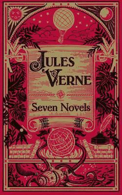 bokomslag Jules Verne (Barnes & Noble Omnibus Leatherbound Classics): Seven Novels