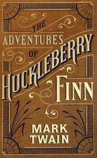 bokomslag Adventures of Huckleberry Finn (Barnes &; Noble Single Volume Leatherbound Classics)