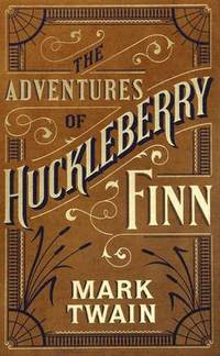 bokomslag The Adventures of Huckleberry Finn