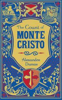 bokomslag Count of Monte Cristo (Barnes & Noble Collectible Classics: Omnibus Edition)
